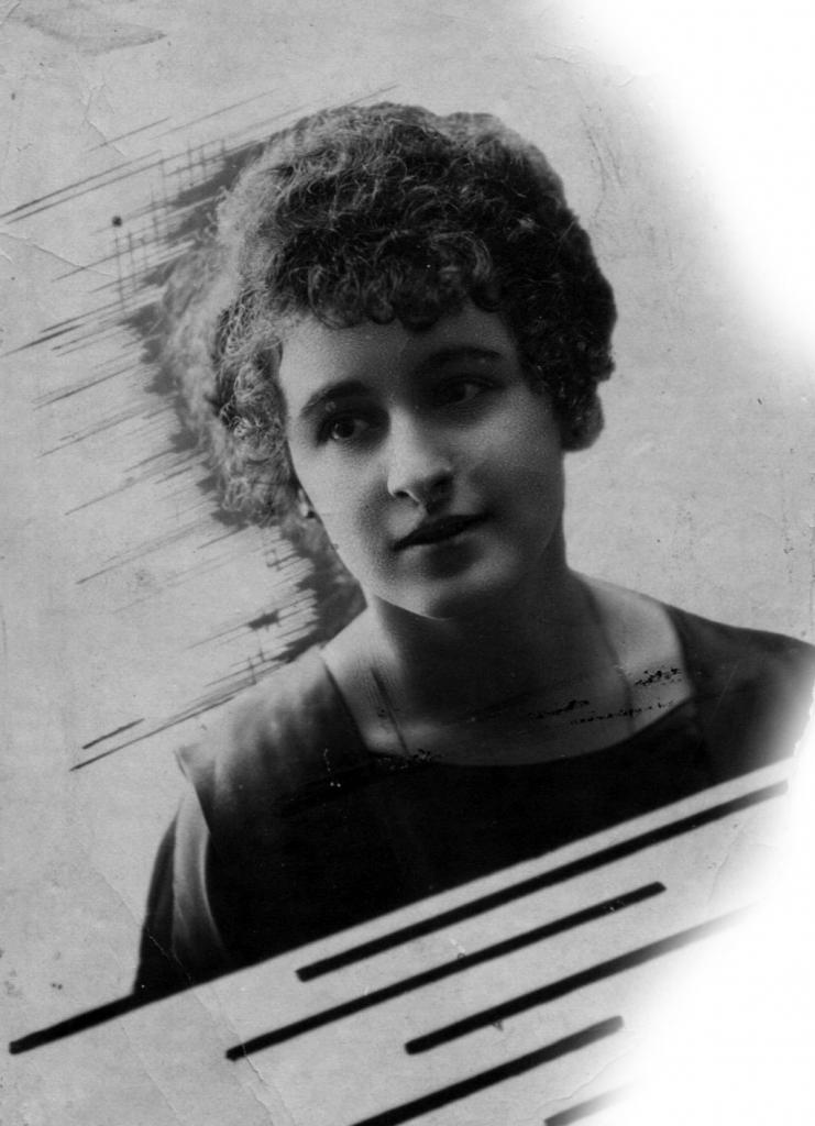 Maria Alexeeva, mother of Rudolf Barshai